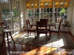 before contacting brandon oriental rugs she had ped at one kings lane pottery barn renovation hardware and at bloomingdales in the mall at