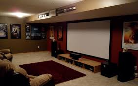 basement home theater ideas. Simple Ideas Small Basement Home Theater Ideas Design To E