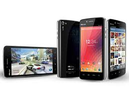 BLU Quattro 4.5 HD pictures, official ...