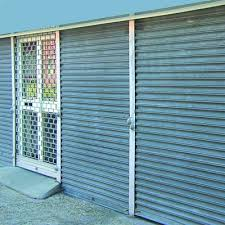 shutter door
