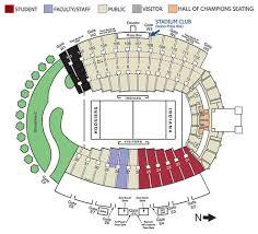 Indiana University Memorial Stadium Bloomington Indiana