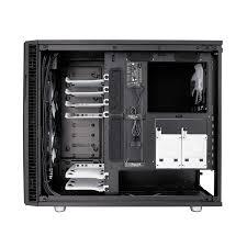 Fractal Design Define R6 Black Fractal Design Define R6 Mid Tower Computer Case Atx