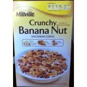 millville cereal crunchy banana nut nutrition grade c minus