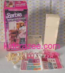 Barbie Kitchen Furniture Soldvintage Barbie Furniture Sweet Roses Refrigerator Ki Flickr