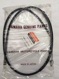<b>YAMAHA RD250 E</b> CLUTCH CABLE GENUINE PART 1A02633510 ...