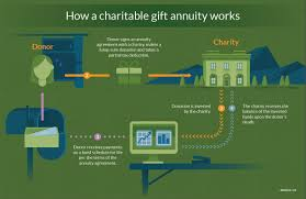 Gift Range Chart For Annual Fund What Is A Charitable Gift Annuity Fidelity Charitable