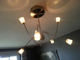 used ikea kryssbo pendant lamp nickel plated in e3 london for 10 00 shpock