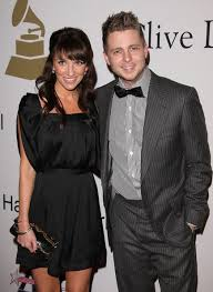 ryan tedder and wife. Perfect And 2009 GRAMMY Salute To Industry Icons  Arrivals For Ryan Tedder And Wife O