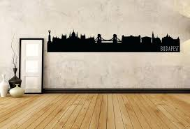 chicago skyline wall decals skyline vinyl wall decal chicago skyline silhouette wall decal