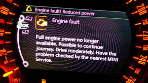 Mini Countryman Battery Warning Light Engine Fault Reduced Power Mini Cooper Forum