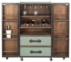 fox9511b bar trunk furniture