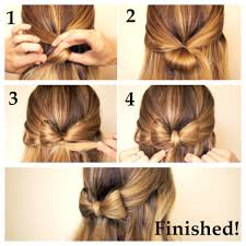How To Make A Hair Style this is a cute and summer like hairstyle for more than one length 7921 by wearticles.com