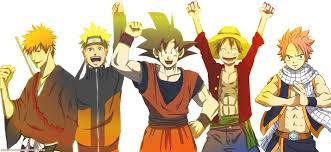 Fairy Tail , Bleach , Naruto , One Piece y Sword Art Online - Home