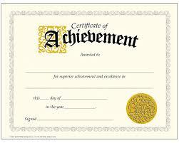 Free Customizable Printable Certificates Of Achievement Hashtag Bg