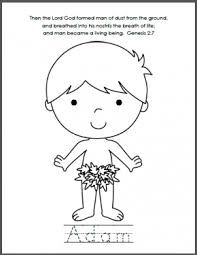 Adam And Eve Bible Coloring Pages Psr Crafts Adam Eve Bible