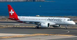 Airline - Helvetic Airways