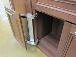 lateral opening door system lateral opening system medium cabinet doors lin x450
