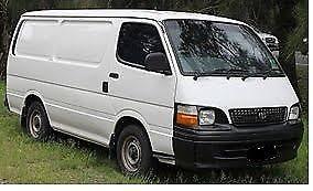 TOYOTA HIACE 1989 - 2004 VAN WORKSHOP SERVICE REPAIR MANUAL | eBay