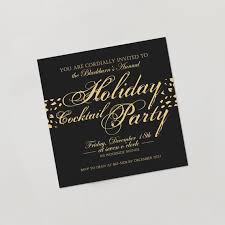 Formal Christmas Party Invitations Cocktail Invitation Holiday Party Invitation Christmas Party Invitations Gala Invitation Black Tie Invitation Formal Invitation