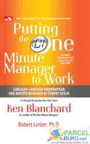 putting the one minute manager to work essay