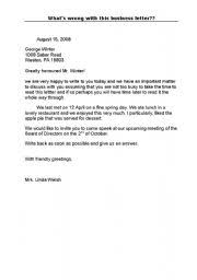 Business Letter English - Kleo.beachfix.co