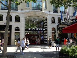 Hotel Des Champs Elysees Photo Of The Sephora Store On Avenue Des Champs Elysees Page 67