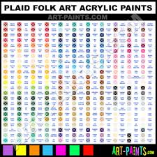 Craft Paint Conversion Chart Most Popular Folk Art Conversion Chart Delta Ceramcoat Paint