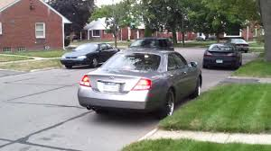 03 Infiniti M45 with modded exhaust - YouTube