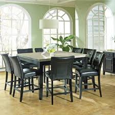 monarch marble top dining room set