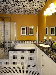bathroom colors yellow. Yellow Bathroom Decorating Ideas Bathrooms Bright And Grey Black On Category With Post Amazing Colors T