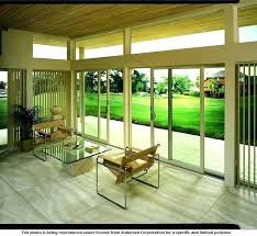 anderson gliding patio door andersen frenchwood andersen 400 series