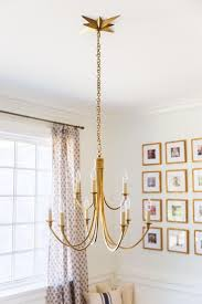 The Fox Group | Venetian Two-Tier Chandelier by Eric Cohler in Hand-Rubbed