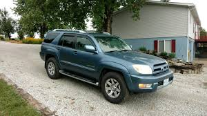 2003 Toyota Four Runner Limited V8