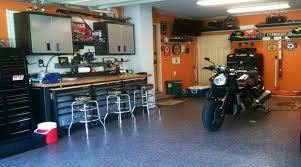 ... garage man cave ideas on a budget ...