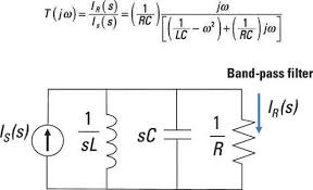Create Band Pass And Band Reject Filters With Rlc Parallel