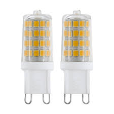 Lumens Lighting Promo Code Eglo Lighting 11675 Cool White Twin Pack G9 3w Cool White