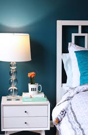 Teal Color Bedroom New Bedroom Paint Color Painting Lessons Learned Turquoise