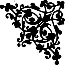 Clipart Design Decorative Corner Design Clip Art At Clker Com Vector Clip Art