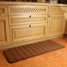 Soft Kitchen Floor Mats Amazoncom Kitchen Rugs Home Kitchen