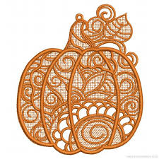 Free Standing Lace Easter Designs Pumpkin Free Standing Lace Embroidery Designs