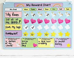 Childrens Sticker Chart 80 Circumstantial Pictures Of Reward Chart For Kids