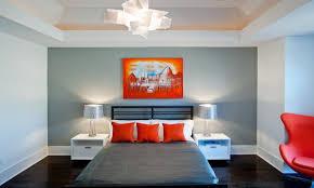 Orange And Grey Bedroom Orange And Grey Bedroom Meltedlovesus