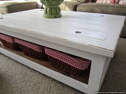 attractive white rustic coffee table with white wood coffee table kc designs