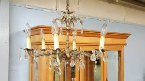 french country chandelier old vintage chandeliers french country chandelier shades