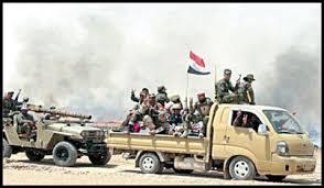 Image result for ارتش عراق روانه فلوجه شد