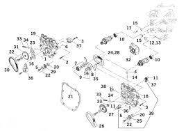 CAM CHAIN PARTS FOR TWIN CAM MODELS - Zodiac
