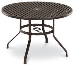 la jolla 48 round dining table
