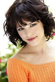 Short Hair Style With Bangs short hairstyles with bangs for wavy hair hairstyles ideas 4871 by stevesalt.us