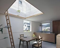 Decorations:Kitchen Dining Room With Modern Skylight In Natural Home Ideas  Kitchen Dining Room With