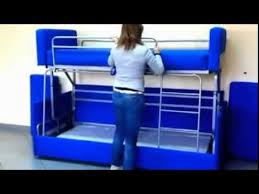 couch bunk bed combo. Fine Combo Amazing Sofa To Bunk Bed Transformation Combo Videos Throughout Couch L